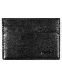 Boconi - 'becker' Rfid Leather Card Case - - Lyst