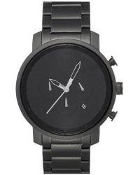 MVMT - Chronograph Bracelet Watch - Lyst