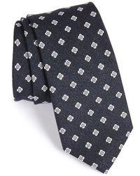 Strong Suit - Deco Medallion Cotton & Silk Tie - Lyst