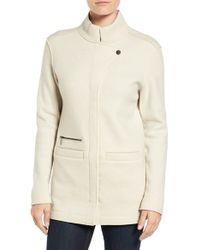 Nau - Wool Shirt Jacket - Lyst
