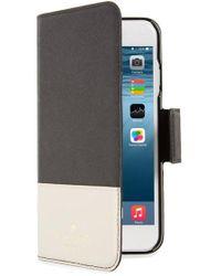 Kate Spade - Cedar Street Iphone 7 Folio Case - Lyst