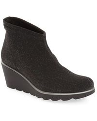 Toni Pons - 'baltic' Wedge Bootie - Lyst