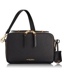 Tumi - Voyaguer- Aberdeen Leather Crossbody Bag - - Lyst