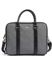 Ted Baker - Carbon Briefcase - Lyst