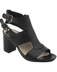 Earthies - Earthies Marino Block Heel Sandal - Lyst