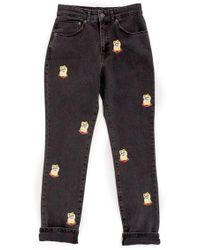 The Ragged Priest - Charm Mom Jeans - Lyst