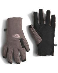 The North Face - Apex E-tip Water Resistant Gloves - Lyst