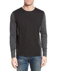 Singer + Sargent - Colorblock T-shirt - Lyst