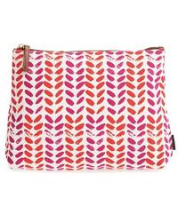 Maika - Large Canvas Pouch - Lyst