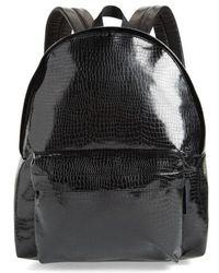 Comme des Garçons - Large Faux Leather Backpack - Lyst