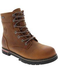 Royal Canadian King Street Waterproof Wool Lined Boot - Brown