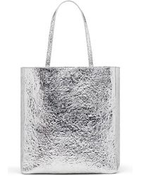 Elizabeth and James - Eloise Leather Tote - Metallic - Lyst