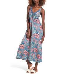 Roxy casino point maxi dress