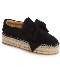 J/Slides - Rina Espadrille Platform Sneaker - Lyst