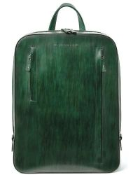 Saks Fifth Avenue - Leather Sport Backpack - Lyst