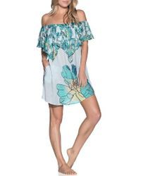 Maaji   Laughing Leaves Cover-up Dress   Lyst