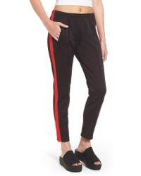 ARRIVE - Nico Stripe Track Pants - Lyst