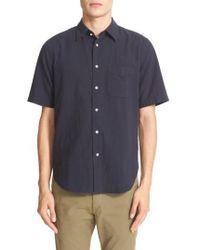 Rag & Bone   Standard Issue Beach Trim Fit Sport Shirt   Lyst