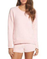 Pj Salvage | Chenille Sweater | Lyst