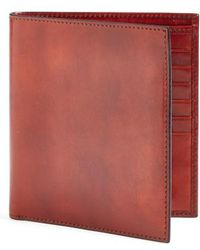 Bosca - 'old Leather' Credit Wallet - Lyst