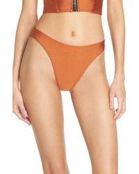 Chromat - Lindsey Bikini Bottoms - Lyst