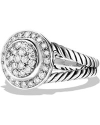 David Yurman - 'cerise' Ring With Diamonds - Lyst