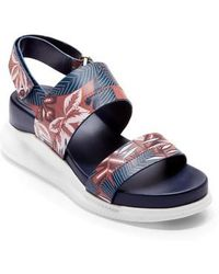 Cole Haan - 2.zer?grand Wedge Sandal - Lyst