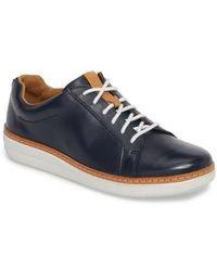 Clarks - Clarks Amberlee Rosa Sneaker - Lyst