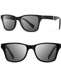 Shwood | 'canby' 53mm Sunglasses | Lyst