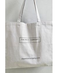 The White Company - A Sunday Well Spent Shopper Tote Bag - Lyst