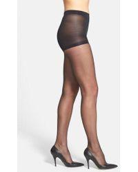 CALVIN KLEIN 205W39NYC - 'ultra Bare - Infinite Sheer' Control Top Pantyhose - Lyst