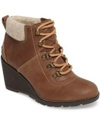 Sperry Top-Sider - Top-sider Celeste Bliss Wedge Boot - Lyst