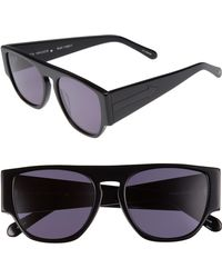 Karen Walker - Buzz 53mm Sunglasses - Lyst