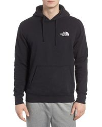 The North Face - Red Box Hoodie - Lyst