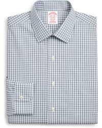Brooks Brothers - Madison Classic Fit Check Dress Shirt - Lyst