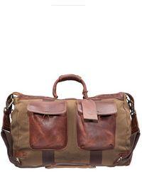 Will Leather Goods - Traveler Duffel Bag - Lyst