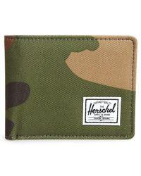 Herschel Supply Co. - Hank Rfid Bifold Wallet - Lyst