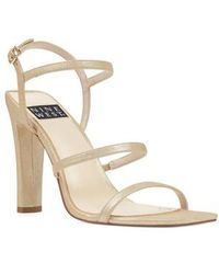 Nine West - Gabelle Strappy Sandal - Lyst