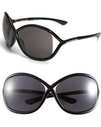 Tom Ford - 'whitney' 64mm Open Side Sunglasses - Lyst