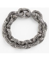 Konstantino | 'classics' Link Bracelet | Lyst