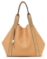 Botkier - Baily Reversible Calfskin Leather Tote - - Lyst