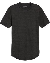 Goodlife - Scallop Triblend Crewneck T-shirt - Lyst