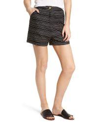 Billabong | Pin-up Linen Blend Shorts | Lyst