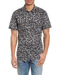 Billabong - Sundays Mini Short Sleeve Shirt - Lyst