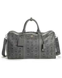 MCM - Xl Traveler Visetos Duffel Bag - - Lyst