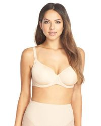 Wacoal - Ultimate Side Smoother Underwire T-shirt Bra - Lyst