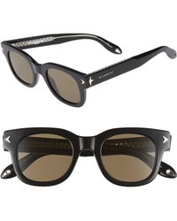 Givenchy - 7037/s 47mm Sunglasses - Lyst