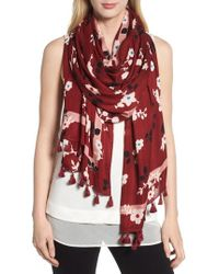 Kate Spade - Camellia Scarf - Lyst