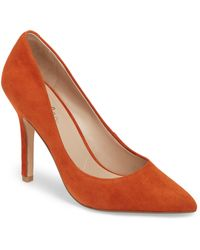 Charles David - Maxx Pointy Toe Pump - Lyst