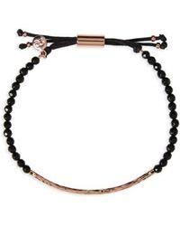 Gorjana | 'power Stone' Semiprecious Stone Bracelet | Lyst